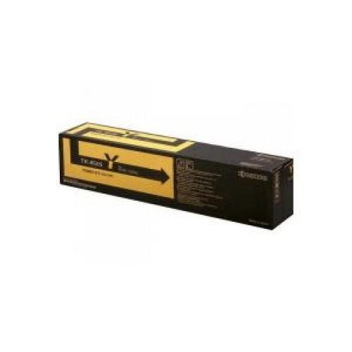 Тонер TK-8505Y Kyocera TASKalfa 4550ci/5550cii Yellow 20000 стр.