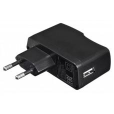 Сетевое зарядное устройство Buro XCJ-024-2.1A, USB, 2.1A, black