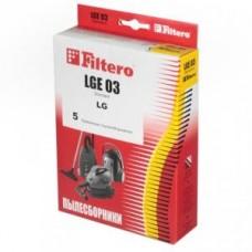 Пылесборник Filtero LGE 03 (5) Standart для пылесосов LG