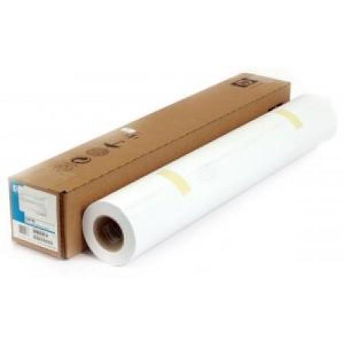 """Калька натуральная 24"""" HP 610 мм х 45.7 м, 90 г/м2, непрозрачность 25% (C3869A)"""