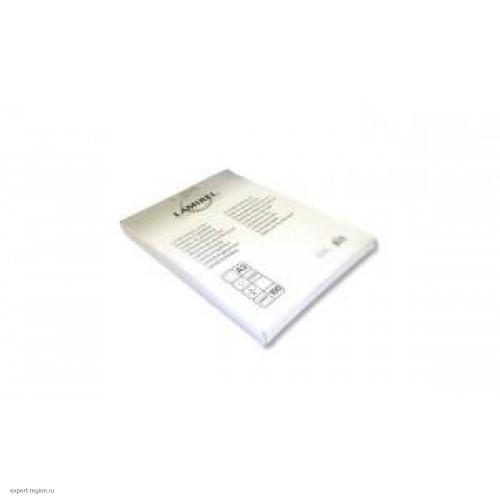 Плёнка глянцевая А3 75 mk Lamirel LA-7865501 (100шт.) для ламинирования