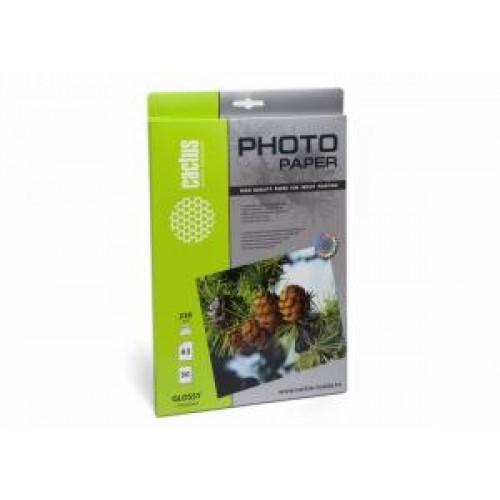 Фотобумага Cactus CS-GA323050 A3, 230г/м2, 50л., белый глянцевое для струйной печати