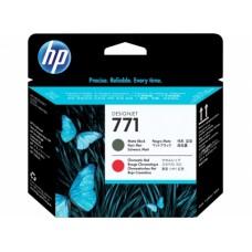 Головка CE017A (№771) HP Designjet Z6200/Z6800 Matte Black/Chromatic Red