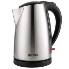 Чайник GORENJE K17FE (1.7литра, 2200Вт, нержавеющая сталь)