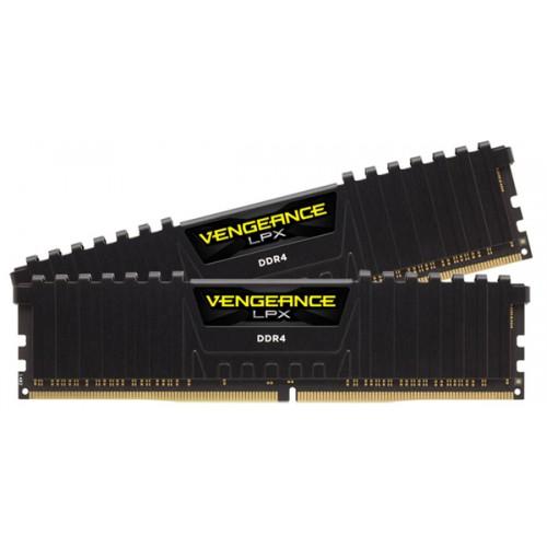 Модуль DIMM DDR4 SDRAM 16Gb Corsair Vengeance