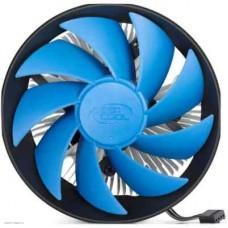 Вентилятор S AM2+/AM3+/1150/1151/1155 DeepCool ARCHER BIGPRO (Al+Cu/4-pin/25-29dB/380gr/Ret)