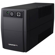 ИБП Ippon Back Basic 850 black 850VA, 480W, IEC