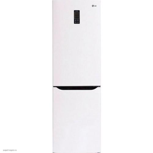 Холодильник LG GA-B429SQQZ белый