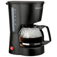 Кофеварка Maxwell MW-1657 черный
