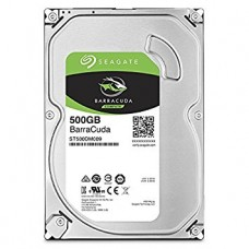 Накопитель HDD  500 Gb Seagate ST500DM009 (кэш 32Mb) Barracuda 7200.14 SATA 3.0 7200rpm 3.5