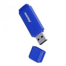 Накопитель USB 2.0 Flash Drive 8Gb Smartbuy Dock Blue (SB8GBDK-B)