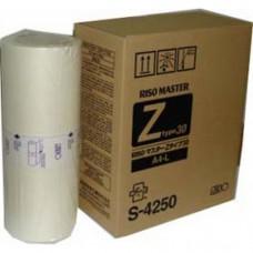 Мастер пленка Riso RZ S-4250 A4