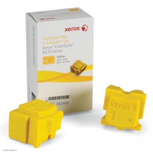 Картридж 108R00938 Xerox ColorQube 8570 Yellow