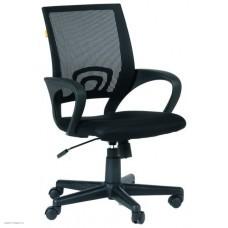 Кресло офисное CHAIRMAN 696 TW-01 черный