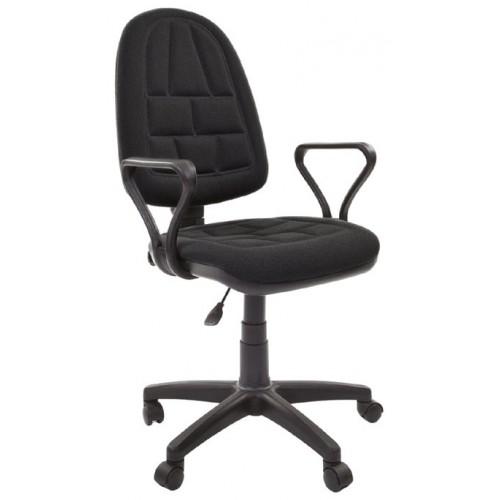 Кресло офисное CHAIRMAN Престиж Эрго С-3 черный