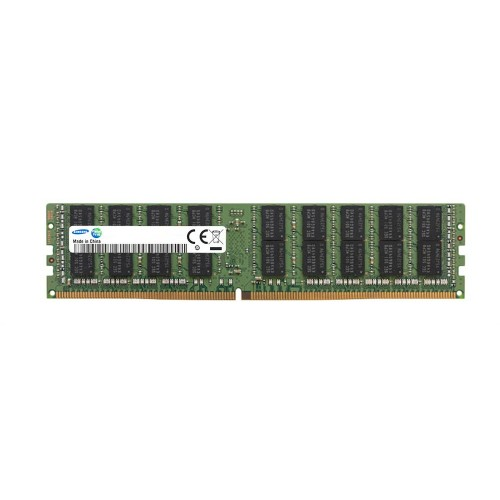 Модуль DDR4 32GB LRDIMM (PC4-19200) 2400MHz ECC Reg Load Reduced 1.2V Samsung Origina (M386A4K40BB0-CRC4Q)