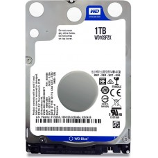 Накопитель HDD 1000 Gb Western Digital WD10SPZX Blue