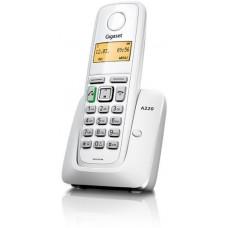 Радиотелефон Siemens Gigaset A220 white