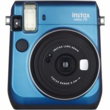 Фотоаппарат моментальной печати FujiFilm Instax mini 70 Blue