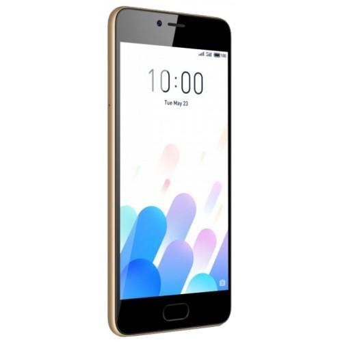 """Смартфон Meizu M5c 5"""" 16Gb Gold"""