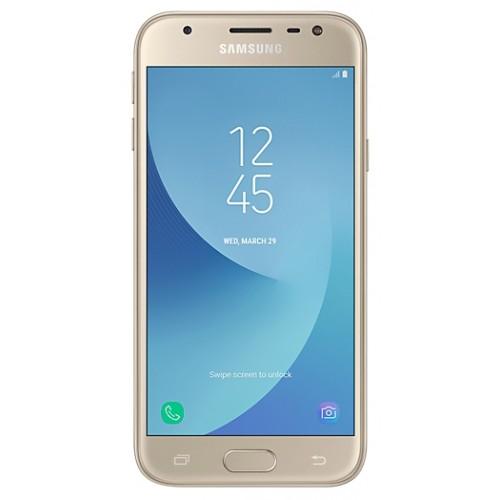 "Смартфон Samsung Galaxy J3 SM-J330F 5"" 16Gb Gold"
