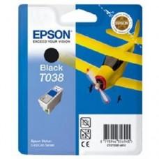 Картридж Epson Stylus C43/C45 Black (Hi-black) new, C13T03814A10