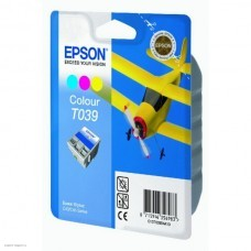 Картридж Epson Stylus C43/C45 Color (Hi-black) new, C13T03904A10