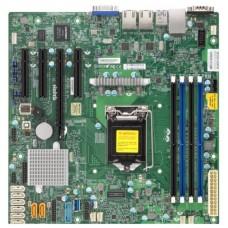 Материнская плата SuperMicro MBD-X11SSM-F-O