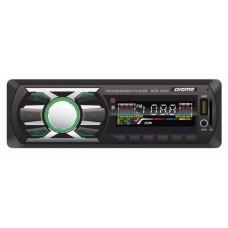 Автомагнитола Digma DCR-300G 1DIN 4x45Вт