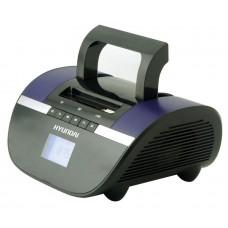 Аудиомагнитола HYUNDAI H-PAS220 черный и синий