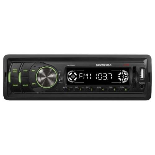Автомагнитола Soundmax SM-CCR3050F 1DIN 4x45Вт