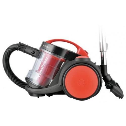 Пылесос GINZZU VS435 красный