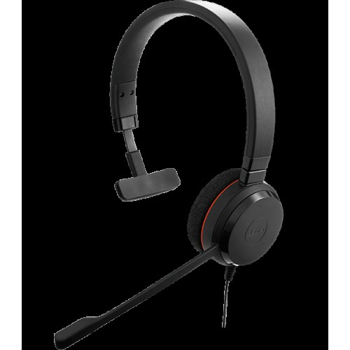 Гарнитура Jabra EVOLVE 20 MS Stereo black (4999-823-109)