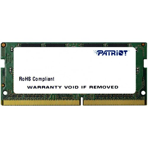 Модуль памяти SODIMM DDR4 SDRAM 4096 Mb PATRIOT