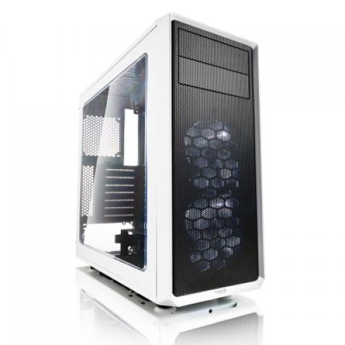 Корпус Miditower Fractal Design FOCUS G White