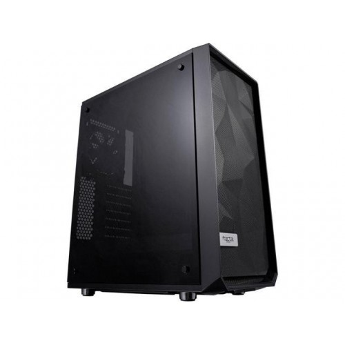 Корпус Miditower Fractal Meshify C Blackout TG Black