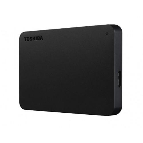 Внешний накопитель HDD Toshiba 2Tb USB 3.0 Canvio Basics