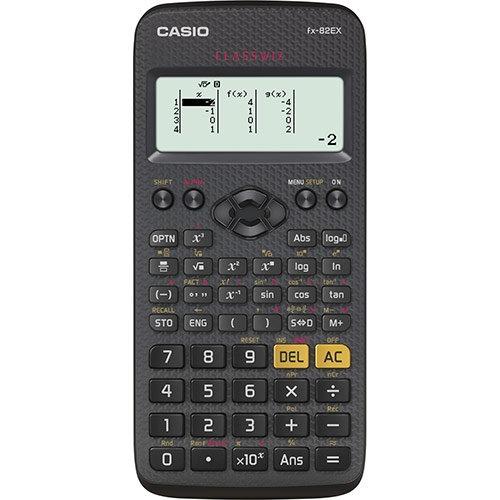Калькулятор Casio FX-82EX-S-EH-V настольный