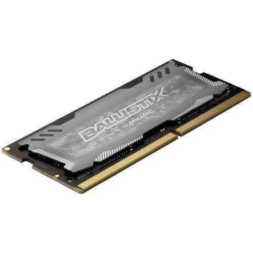Модуль памяти SODIMM DDR3 SDRAM 4096Mb Crucial Ballistix Sport LT