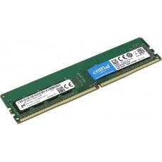 Модуль DIMM DDR4 SDRAM 8192Mb Crucial