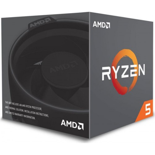 Процессор AMD Ryzen 5 2600G Box