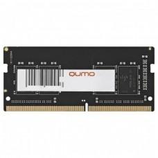 Модуль SO-DIMM DDR4 SDRAM 4096Mb QUMO