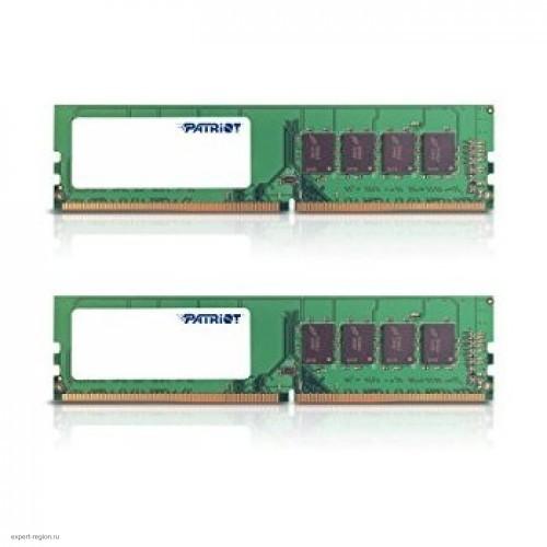 Комплект модулей DIMM DDR4 SDRAM 2*4096Mb PATRIOT
