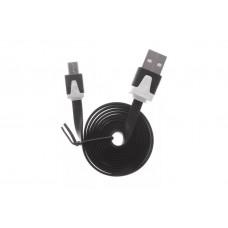 Дата-кабель USB-MicroUSB 1.0м. OLTO ACCZ3015 черный