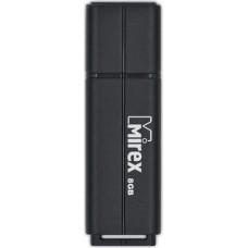 Флеш-диск USB 8Gb Mirex Line Черный