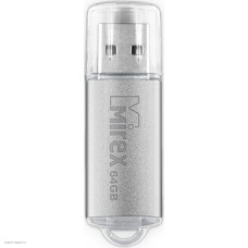 Флеш-диск USB 64Gb Mirex Unit Серебро