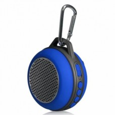 Колонки портативные Perfeo SOLO Bluetooth синяя PF
