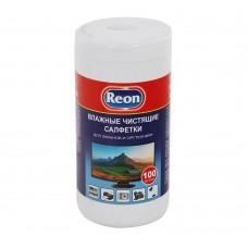 Влажные салфетки REON 01-016 100шт