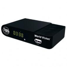 Цифровой ресивер World Vision T65