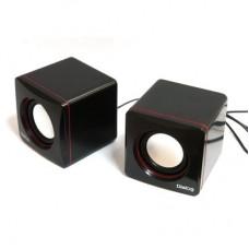 Акустика 2.1 DIALOG AC-04UP BLAC-RED